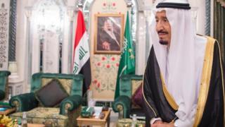 King Salman. File photo
