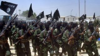 أفراد من جماعة الشباب الصومالية