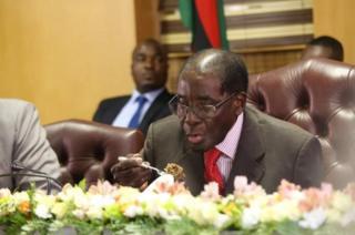 Mugabe akila keki