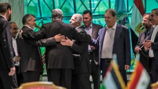 Hamas, Fatah