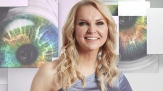 Celebrity Big Brother contestant India Willoughby