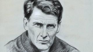 A portrait of Fr John Sullivan