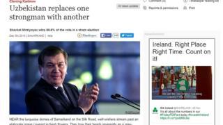Ikkinchi Karimov qudratga keldimi?