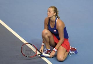 26-річний тенісистка зараз посідає 11 місце у світовому рейтингу