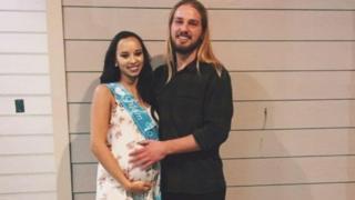 Ben Milların sevgilisi Taryn Kieth hamilədir