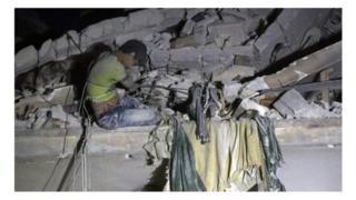 Birnin Syria da ke Aleppo