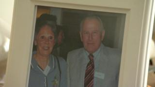 Diana and Peter Walker