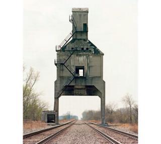 Torre de carbón, Marion, Ohio