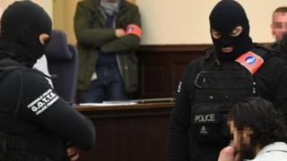 صلاح عبدالسلام در دادگاه