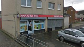 Mauchline Stores