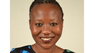 Kamishna wa IEBC Roselyn Akombe