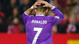 Ronaldo, sepak bola, real madrid