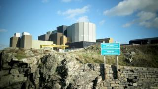 Wylffa power station