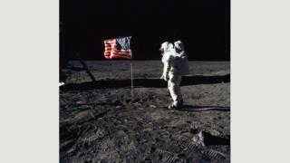 Висадка на Місяць