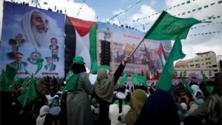 نساء في قطاع غزة