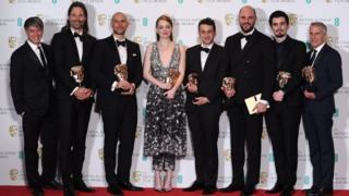 BAFTA ödül töreni