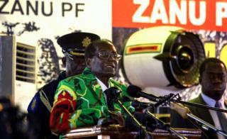 Rais Mugabe kuwania urais kupitia tiketi ya chama cha Zanu PF