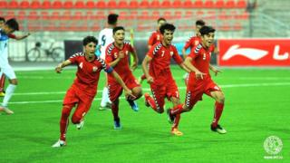 تیم فوتبال زیر ۱۵ سال افغانستان
