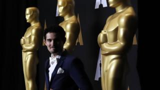 Damien Chazelle at the Academy Awards