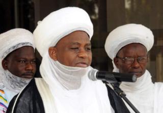 Sultan wa Sokot Alhaji Saad Abubakar
