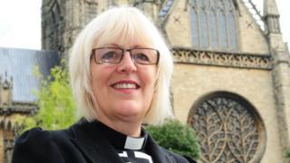 The Venerable Christine Wilson