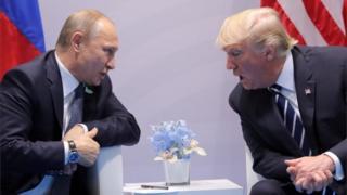ترامپ- پوتین