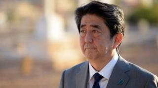 Shinzo Abe amesema anaiheshimu Korea Kaskazini