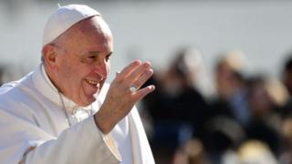 Папа Франциск при цьому виключив можливість скасування целібату дял священиків
