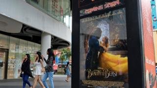 Beaty and the Beast poster