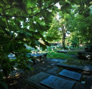 Кладбище на Олдерни-роуд