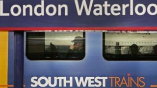 港鐵將從今年8月開始獲得倫敦西南鐵路的經營權。
