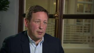 Libraries minister Ed Vaizey