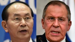 Cuộc gặp giữa Ngoại trưởng Sergei Lavrov và Chủ tịch Trần Đại Quang dự kiến diễn ra hôm 19/3 đã bị hủy vào phút chót.