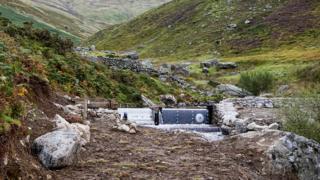 Ynni Anafon Energy hydro project