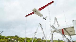 Zipline's new delivery drone