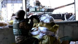 Бои за контроль над Донецким аэропортом продолжались восемь месяцев