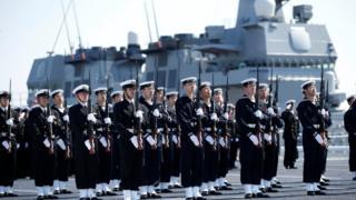 日本海上自衛隊