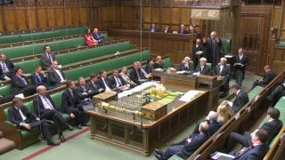 MPs in House of Commons - file pic