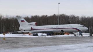 Pesawat militer Rusia