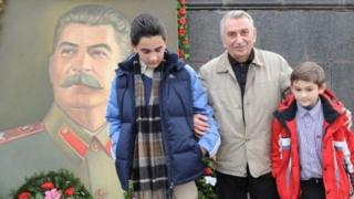 斯大林的孙子叶甫盖尼•朱加什维利