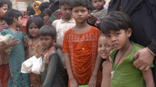 Rohingya waa qawmiyad laga tiro badan yahay oo Muslimiin ah