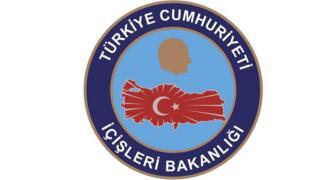 İçişleri Bakanlığı logosu