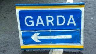 Garda sign