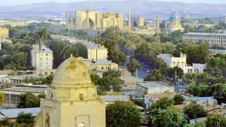 Səmərqənd şəhəri
