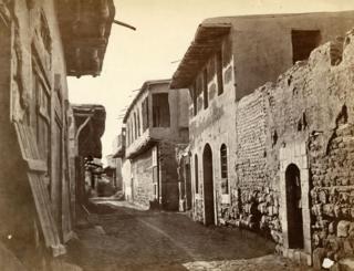 Straight Street in 1880