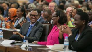 Iyi nama y'umushyikirano iyobowe na Prezida Paul Kagame ni ngarukamwaka