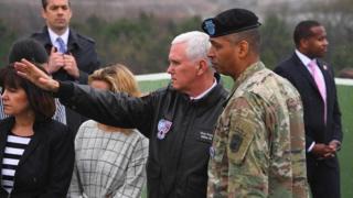 Phó tổng thống Hoa Kỳ Mike Pence