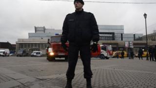 поліція, росія