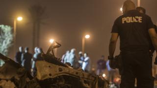 Египетские полицейские