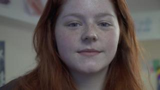 Grace, a recovering legal high addict